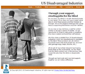 US Disadvantaged Industries